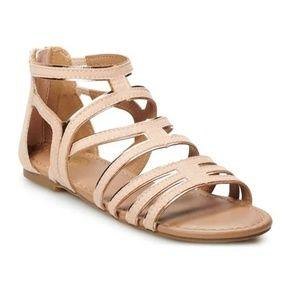 SO Women's Gladiator Sandals